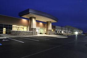 Cumberland Hall Hospital