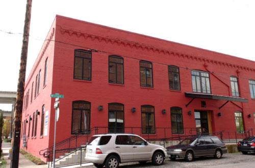Upshur Building